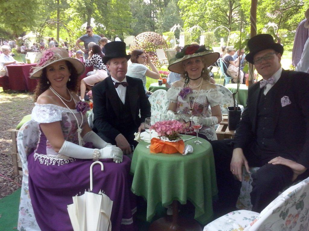 Wein Hicks Paderborn - Besuchen Sie mich auf einem der Gartenfeste
