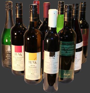 Wein Hicks - Weine aus der Pfalz - Rotwein, Weisswein, Sekt und Liköre