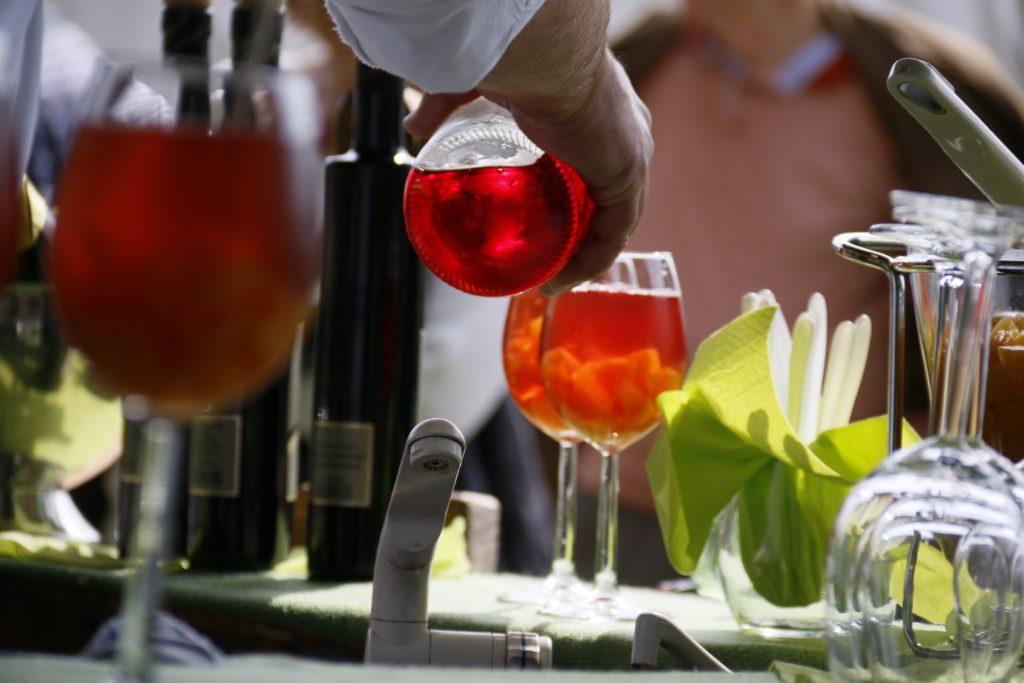 Wein stilvoll genießen - Wein Hicks Paderborn