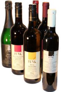 Weinkiste mit rot oder weiß, trocken oder lieblich als Geschenk