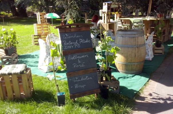 Weinkisten und Weinfässer - Weinhaus Roland Michael Hicks aus Paderborn