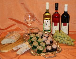 Weinprobe mit Antipasti oder festlichem Menue - Wein Hicks in Paderborn-Schloß-Neuhaus